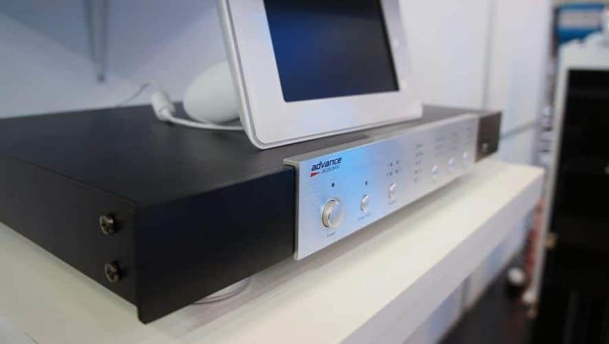Advance Acoustic usb-dac