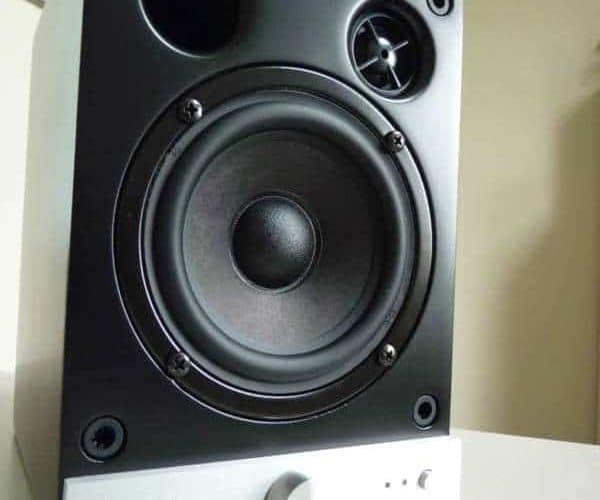 Voorzijde Raumfeld Speaker S