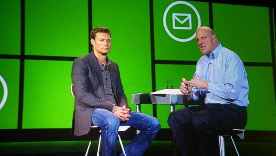 Steve Ballmer CES 2012