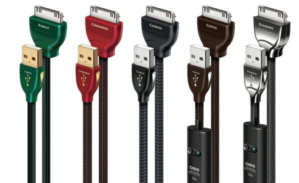AudioQuest kabels