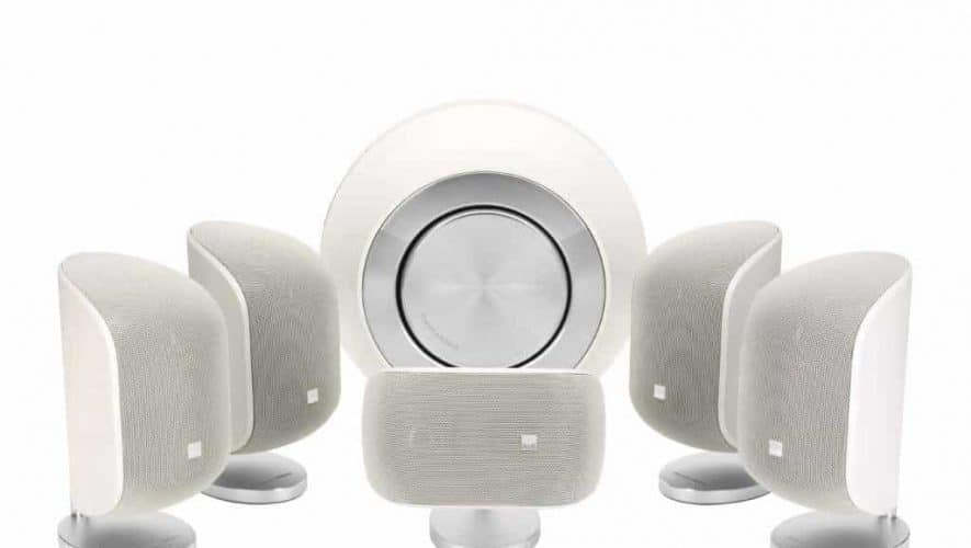 Bowers Wilkins MT60D White