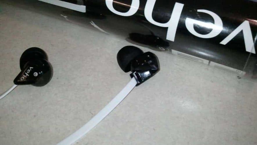 Veho Z-1 in-ear headsets