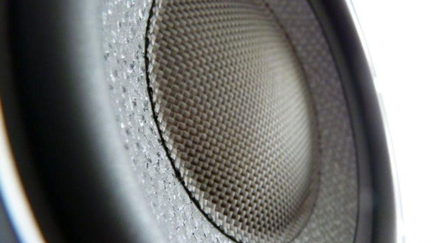 804D woofer detail