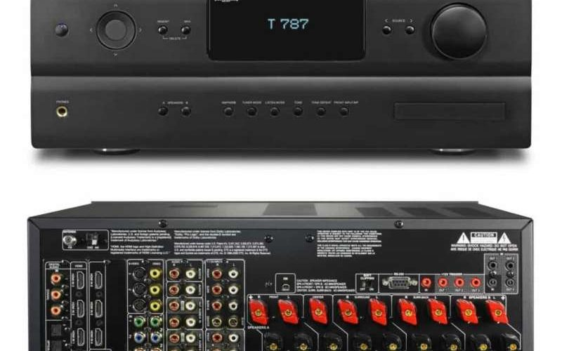 NAD T 787 A/V Surround Sound Receiver
