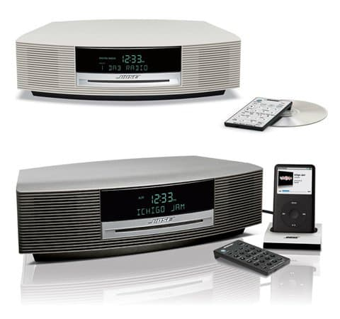 Bose Wave III systeem