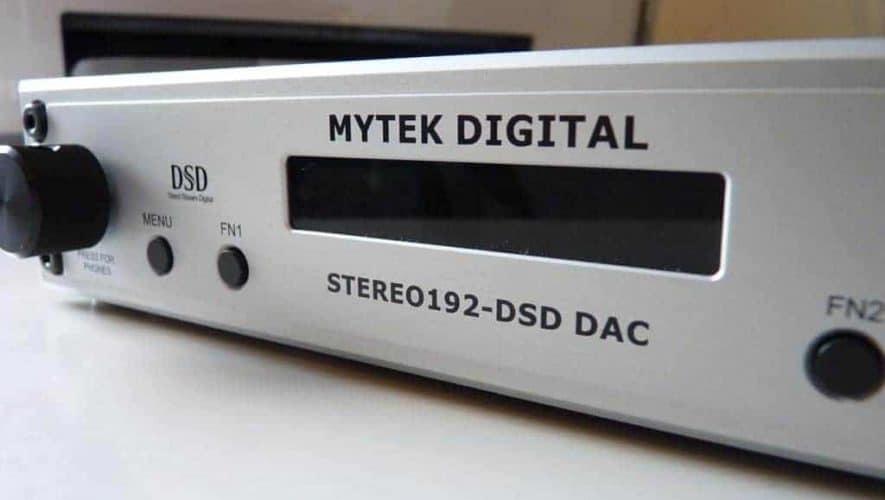 Mytek Digital Stereo192-dsd-dac-2
