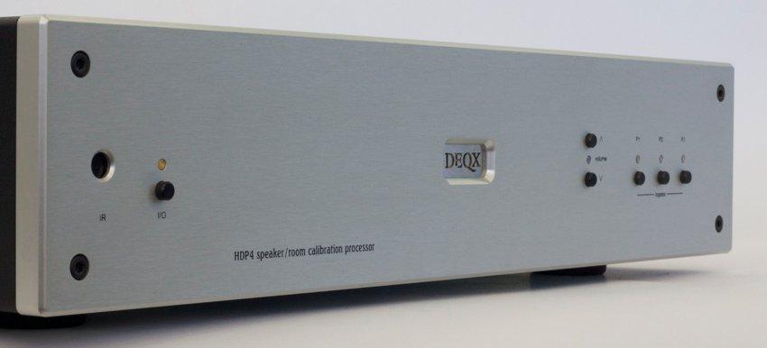 DEQX HDP-4 voorzijde