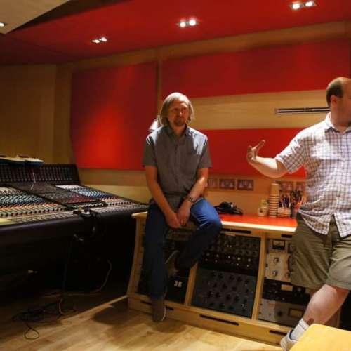 Mixruimte Studio 3