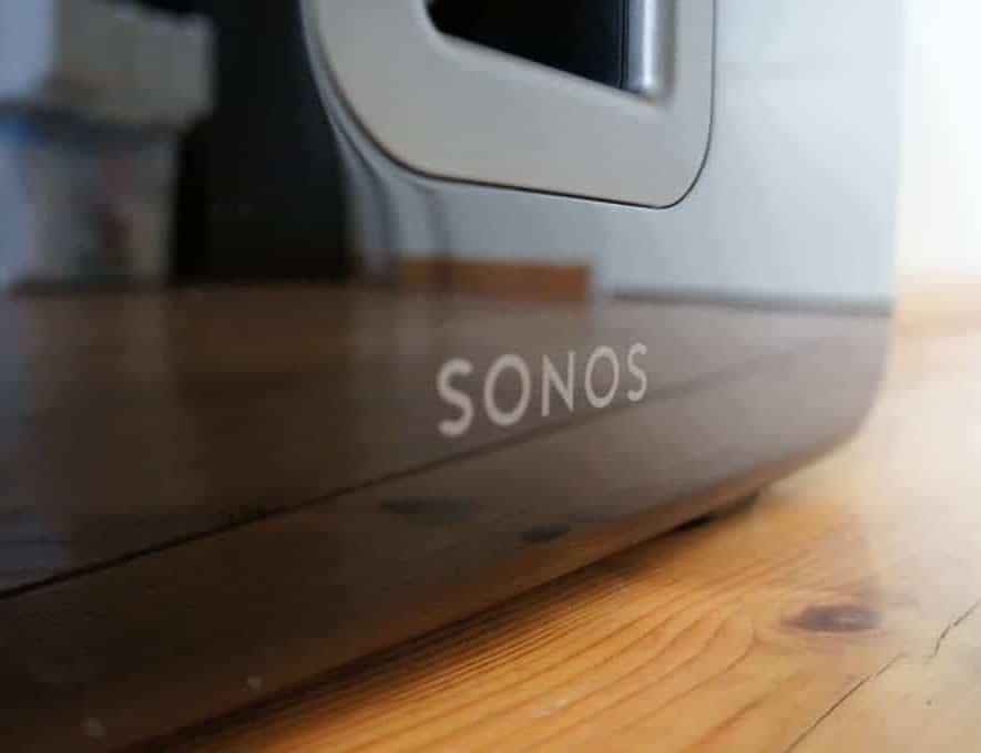 Sonos Sub detail