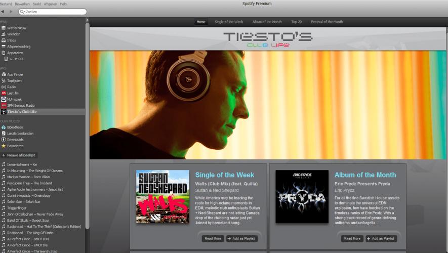 Spotify Apps