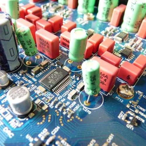Cambridge Audio Stream Magic 6 dac chip