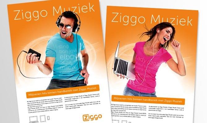 Ziggo Muziek streaming