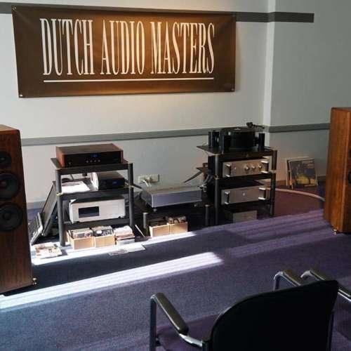 De Dutch Audio Masters bestaan uit Van de Leur, Tentlabs, Live Cable en Doumois DSS.