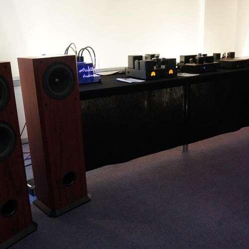 Icon Audio breedbandsystemen en buizenversterkers