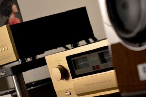 Accuphase demo