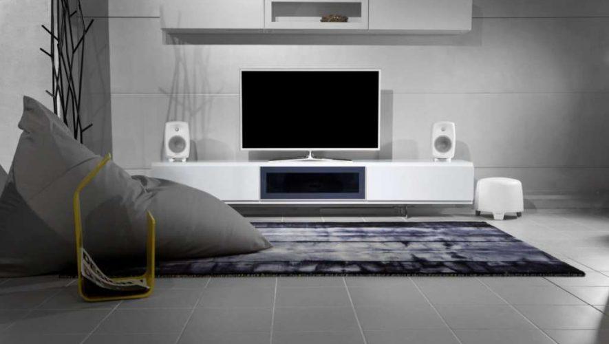 De Genelec G-series is de eerste serie voor de woonkamer