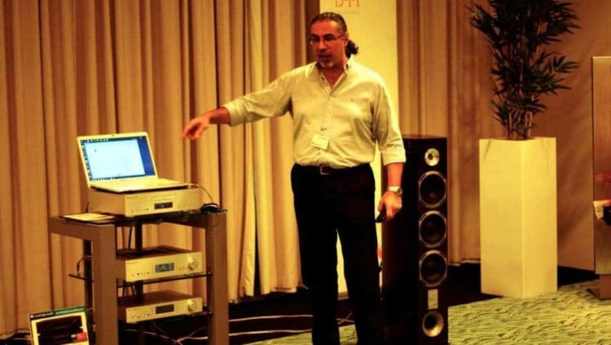 Number One hifi-show leiden 2012