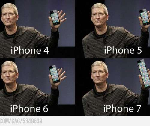 Apple iPhone Funny