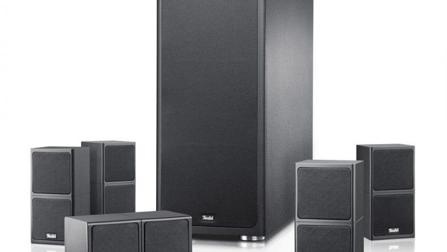 Teufel Central AV | Cubycon 2 speakers