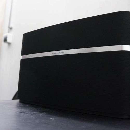 Bowers Wilkins A5 en A7 AirPlay speaker