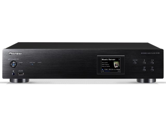 Pioneer N50 streamer