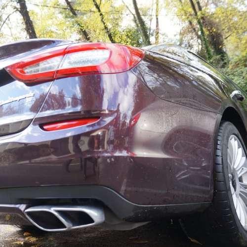 Maserati Bowers Wilkins