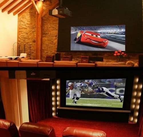 CinemaDream & Audio-Life