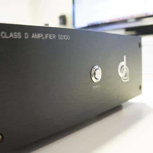 Dion Audio SD100 versterker