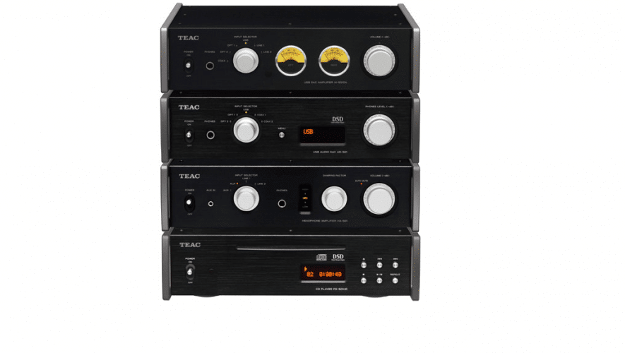 Teac 501 reference