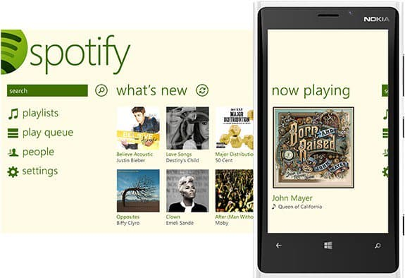 spotify-windows-phone-8-app