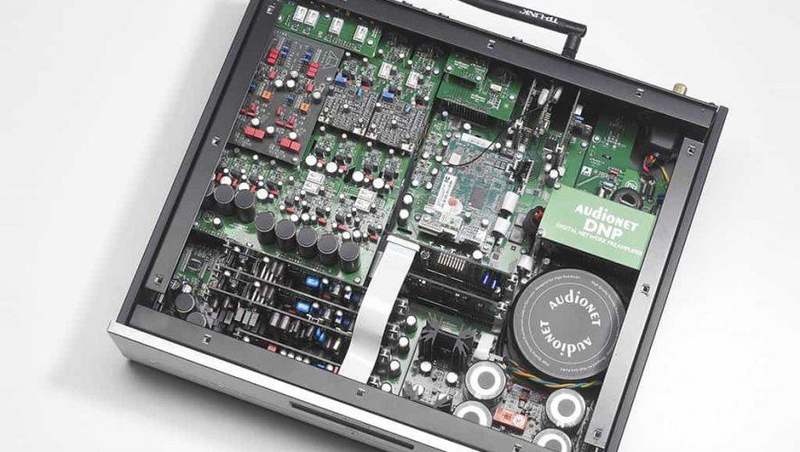 Audionet DNP voorversterker