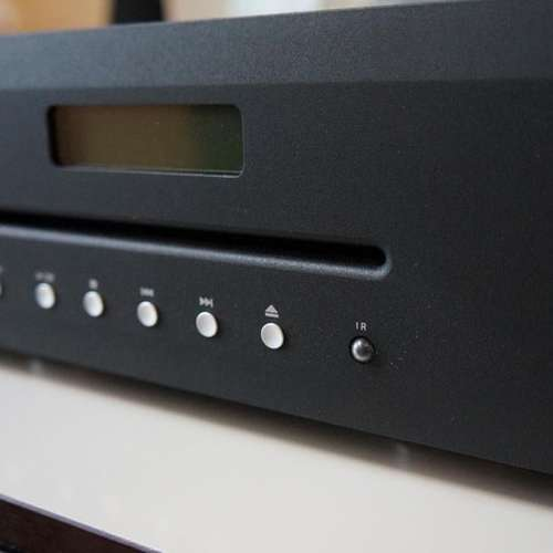 Musical Fidelity M1 CDT voorkant
