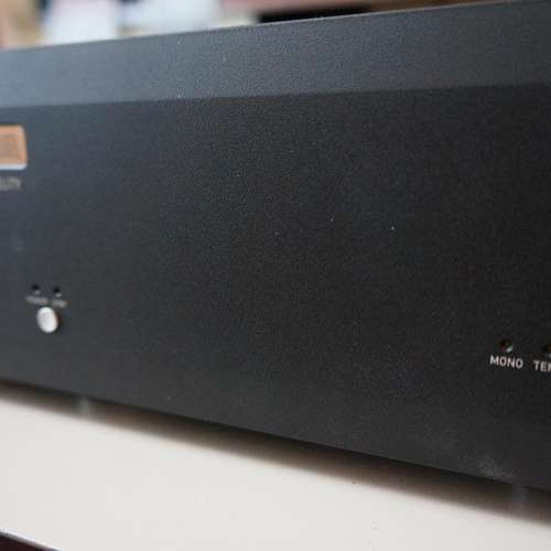 Musical Fidelity M1 PWR voorkant