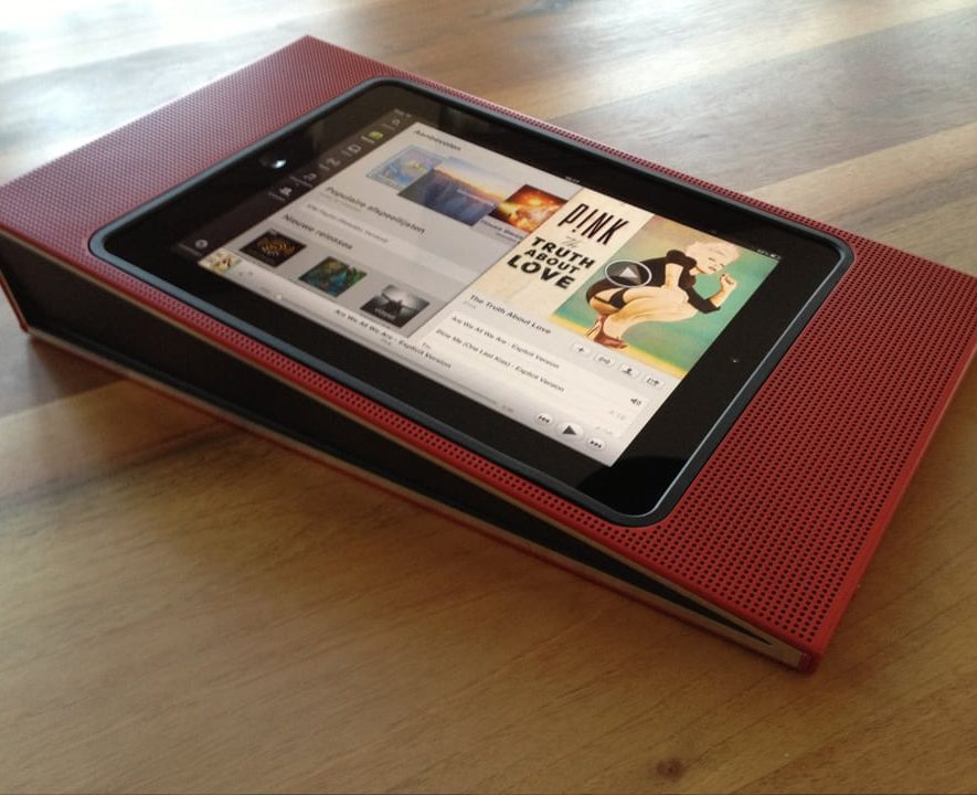 BeoPlay A3 liggend
