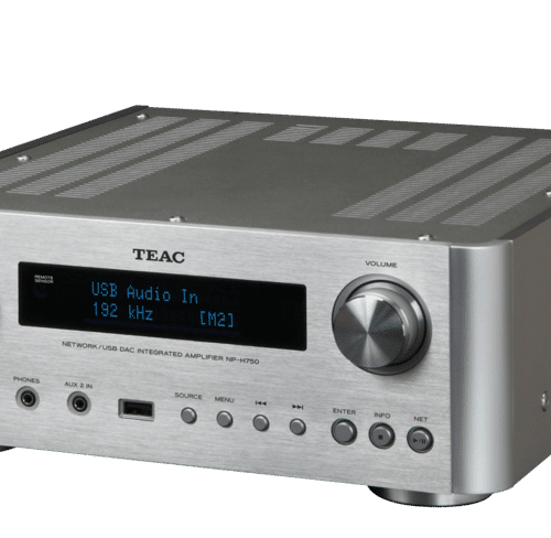 Teac mini referentie krijgt extra's - Alpha-Audio