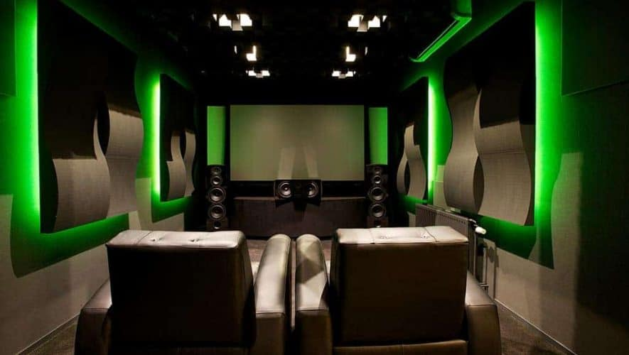 revel home cinema