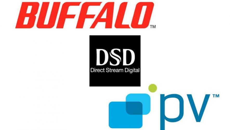 Buffalo DSD PacketVideo