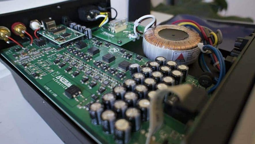 Metrum Acoustics Octave MK2