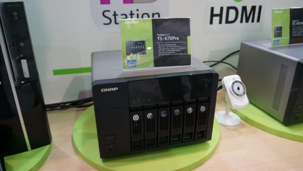 Qnap TS-460 TS-670 Pro