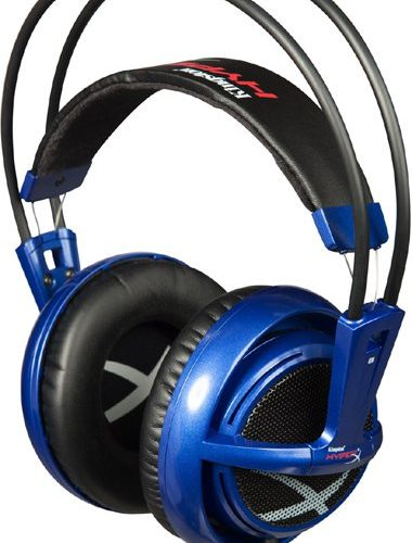 HyperX Siberia v2 headset van Kingston en SteelSeries