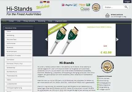 webshop Hi-Stands.eu