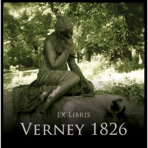 verney 1826 ex libris