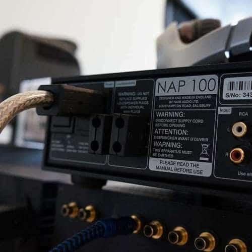 Naim Dac-V1 NAP 100