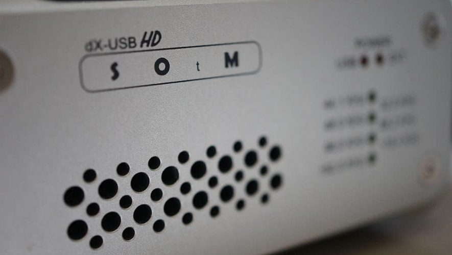SOtM dX USB HD