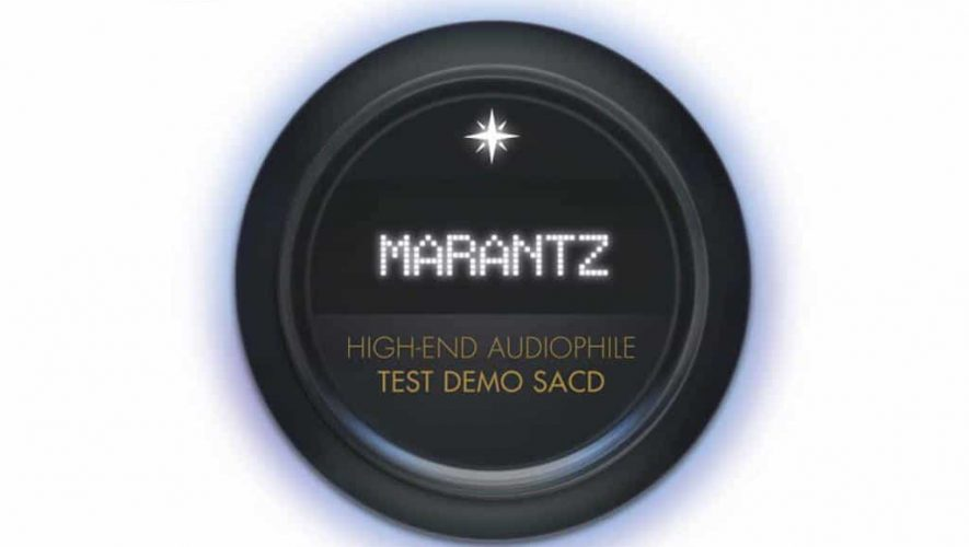 Marantz Test en Demo SACD