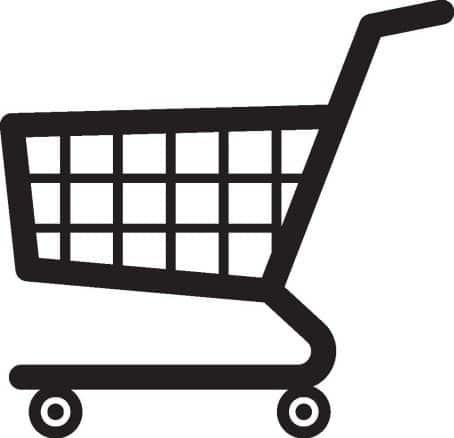 winkelwagentje webwinkel