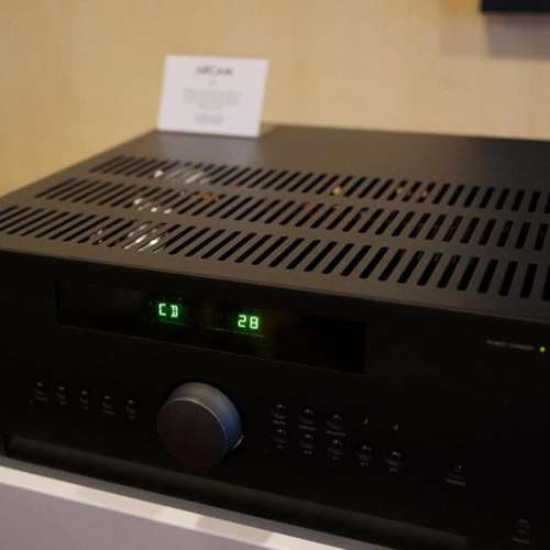 Arcam A49 stereo geïntegreerde versterker