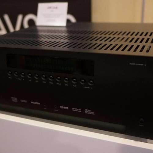 Arcam AV950 multi channel processor