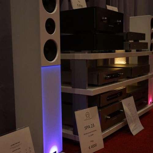 Audio Physic Classic 30 met lampjes
