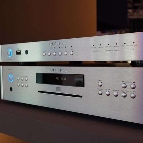 Rotel 15-series dac